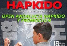 Open de Hapkido de Andalucía 2020